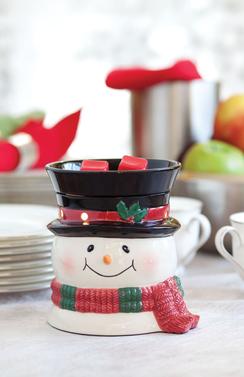 Scentsy Christmas Warmers : NoWickChilly