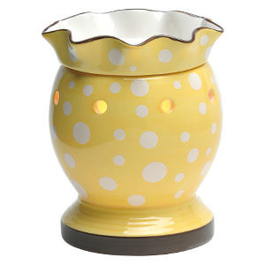 dotty warmer by scentsy