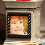 picture frame scentsy warmer