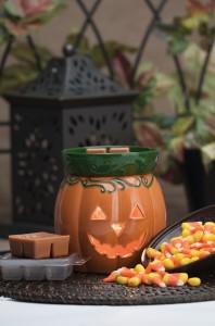 Halloween Scentsy Warmers 1