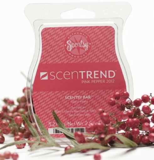 new scentsy scent