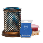 lampshade scentsy system