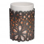 flower wrap for Scentsy glowing warmer