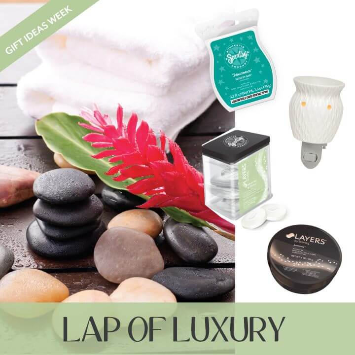 spa scentsy gifts