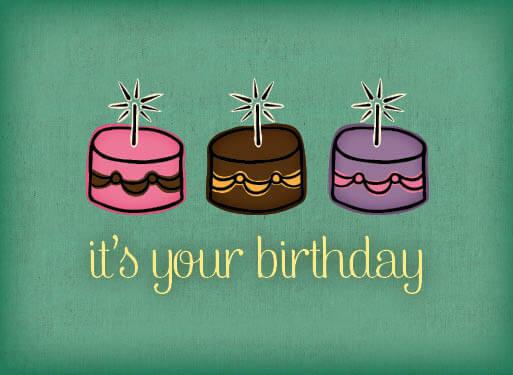 unique birthday cards