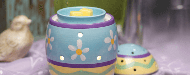 scentsy easter warmer