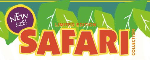 safari stuffed animals