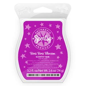 scentsy scent of the month bora bora blossom