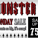 Monster Monday Scentsy Sale