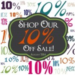 10% off Scentsy Sale