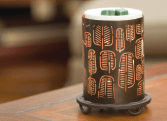 scentsy sihouette warmers with wraps