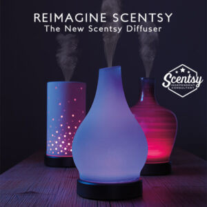 Scentsy Oil Diffuers