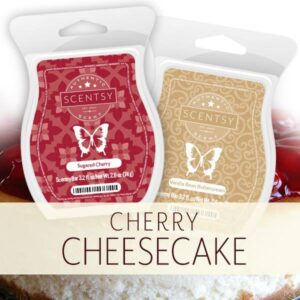 Scent Cherry Cheesecake Scentsy