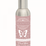 rosewood and freesia room spray