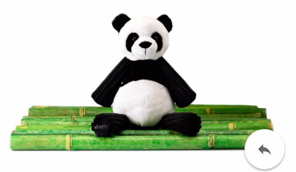 scentsy panda buddy