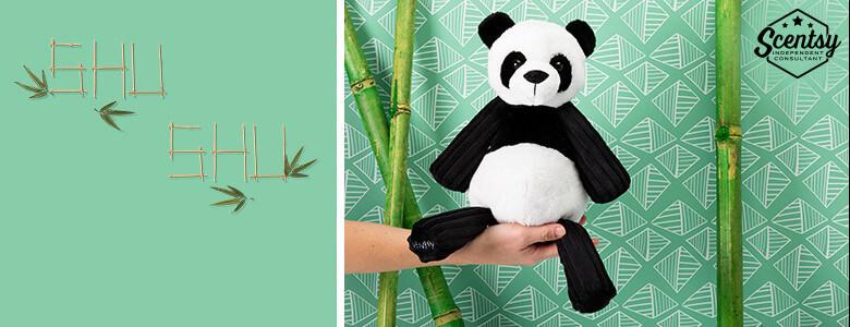 scentsy panda bear buddy