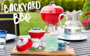 scentsy backyard bbq warmer