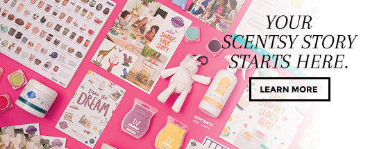 Scentsy Online Store 1