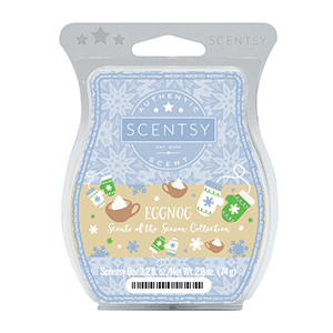 scentsy eggnog scent
