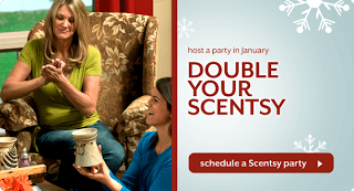 scentsy double host rewards