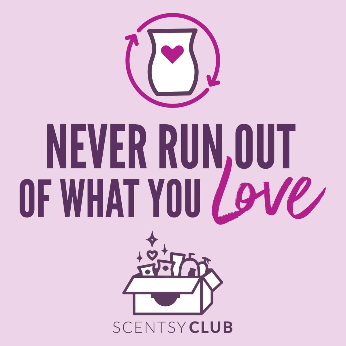 Scentsy Online Store 4