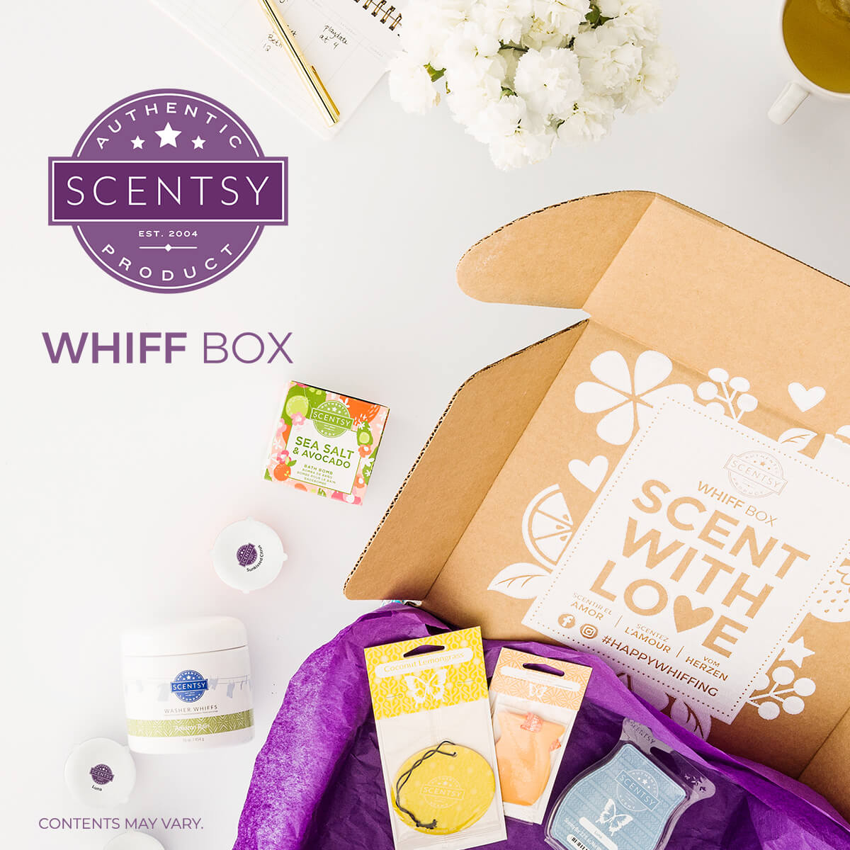Scentsy Online Store 5