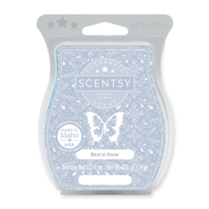 scentsy bar best in snow
